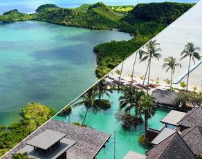 Authentique Thailande & Kappa Club Mai Samui Beach Resort & Spa 5*nl