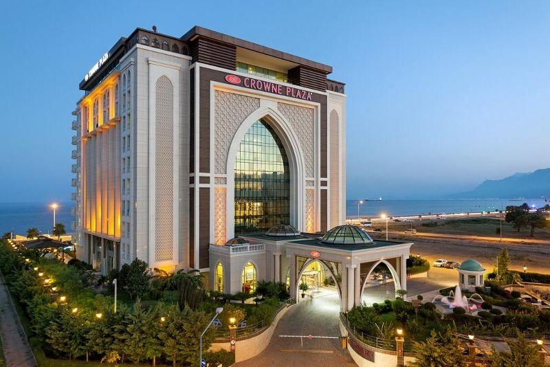 Crowne Plaza Antalya « sans transfert » 5 *
