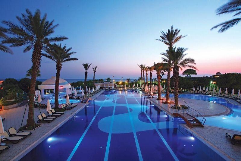 Limak Atlantis Deluxe 5* « sans transfert », Antalya