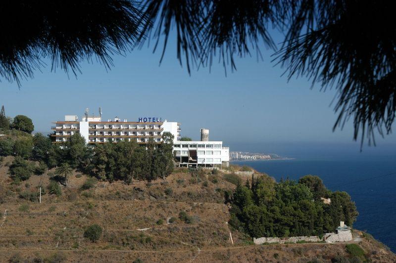 Espagne - Andalousie - Salobreña - Best Western Hôtel Salobrena 3*