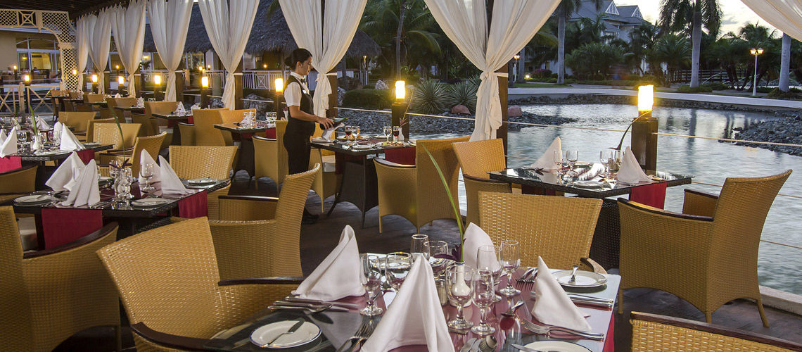 restaurant autotour cuba libre club coralia melia peninsula