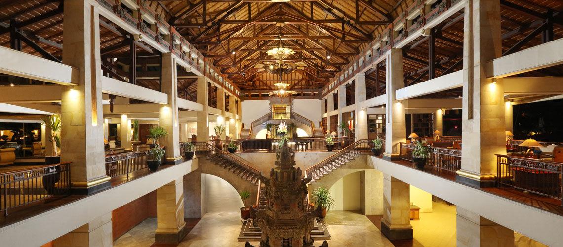 Indonésie - Bali - Hôtel Nusa Dua Beach Resort & Spa 5*