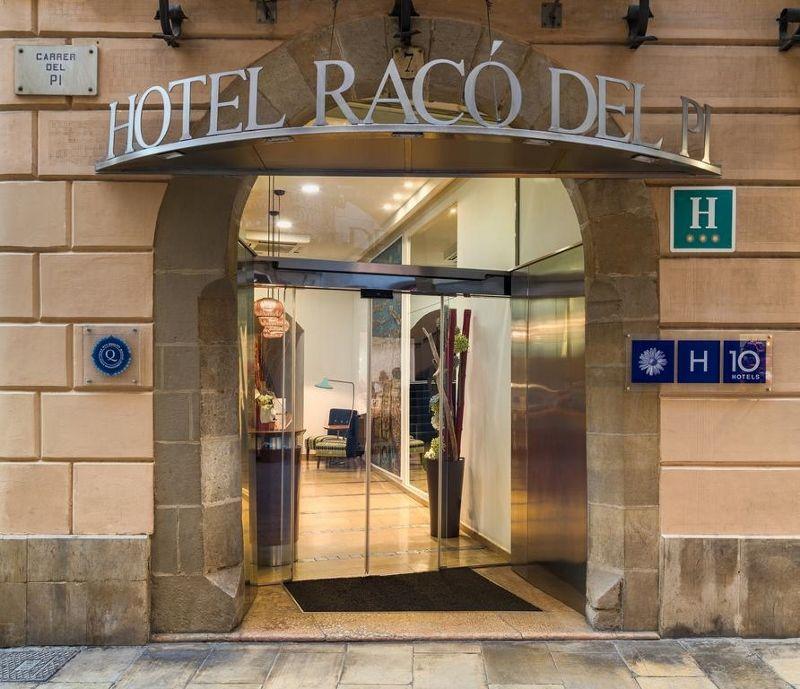 Espagne - Barcelone - Hôtel H10 Raco del Pi 3*