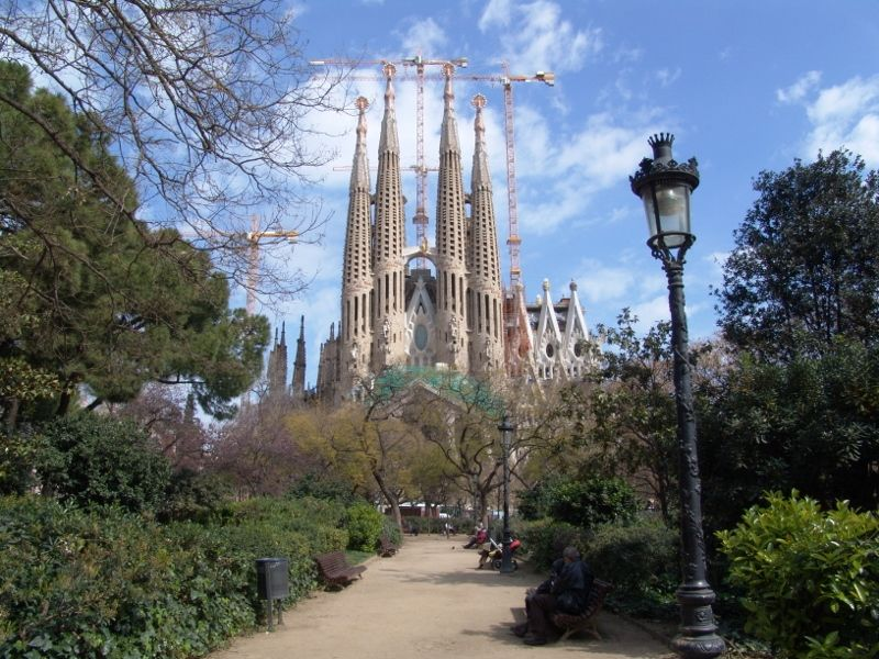 Sagrada Familia 3* - Sans Transport