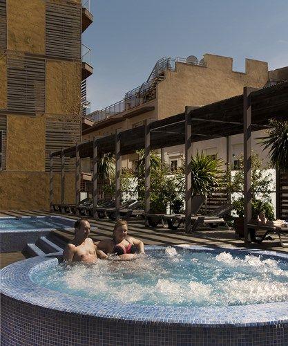 hotel alegria paris spa 4 avec location de voiture lloret del mar costa brava espagne avec. Black Bedroom Furniture Sets. Home Design Ideas