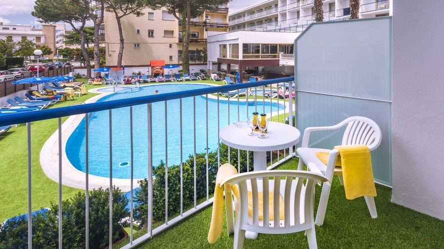 Espagne - Costa Brava - Tossa de Mar - Hôtel GHT Costa Brava 3*