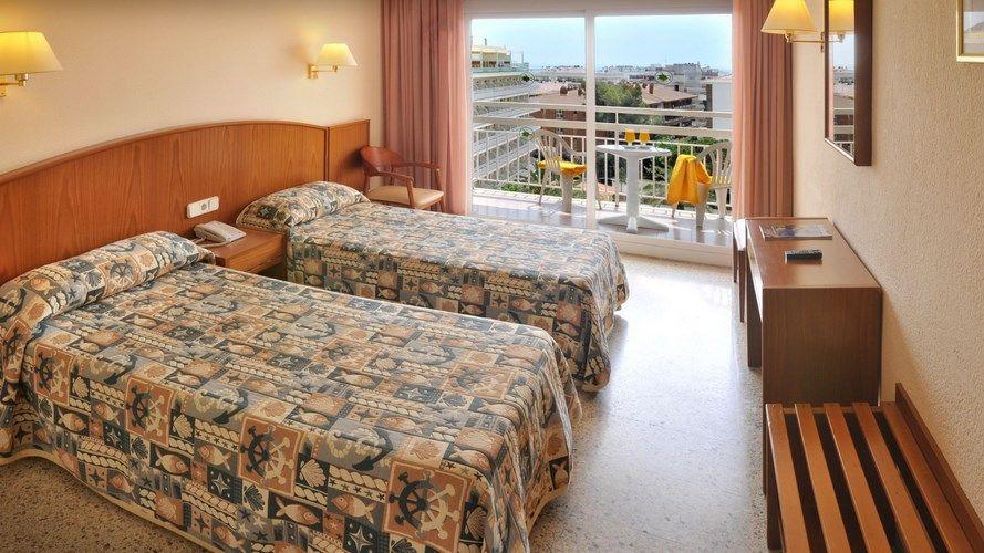 hotel ght oasis park spa 4 lloret del mar costa brava espagne avec voyages leclerc. Black Bedroom Furniture Sets. Home Design Ideas
