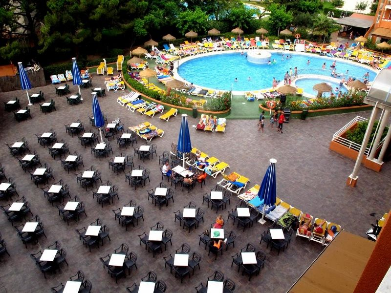 Espagne - Costa Dorada - Salou - Ohtel Belvedere Salou 3* - Sans transfert