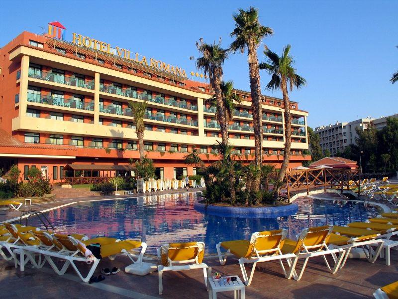 Ohtels Villa Romana 4* - Excursion Port Aventura 2 jours inclus