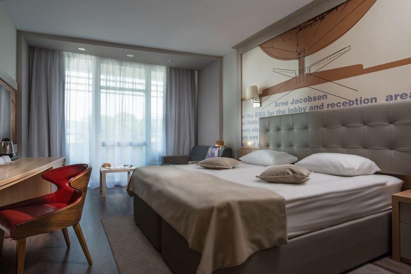 Bulgarie - Côte du Soleil - Sunny Beach - Hôtel Effect Grand Victoria 4*