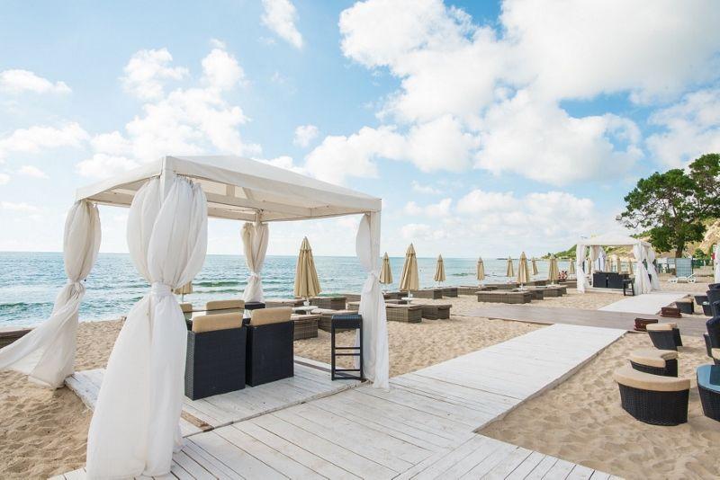 Bulgarie - Côte du Soleil - Sunny Beach - Hôtel Algara Beach 4*