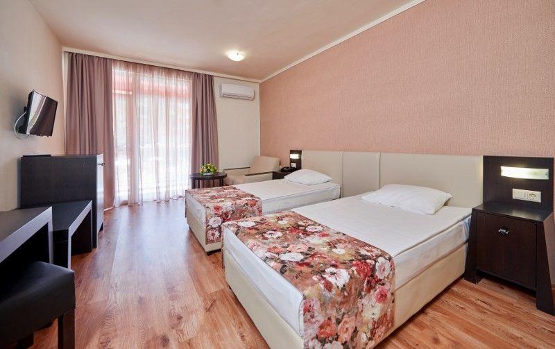 Bulgarie - Côte du Soleil - Sunny Beach - Hôtel Zornica Résidence 4*