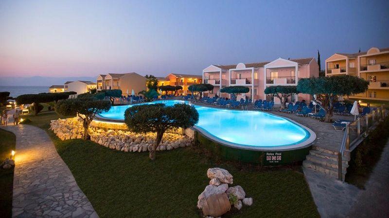 Grèce - Iles grecques - Corfou - Hôtel Mareblue Beach 4*