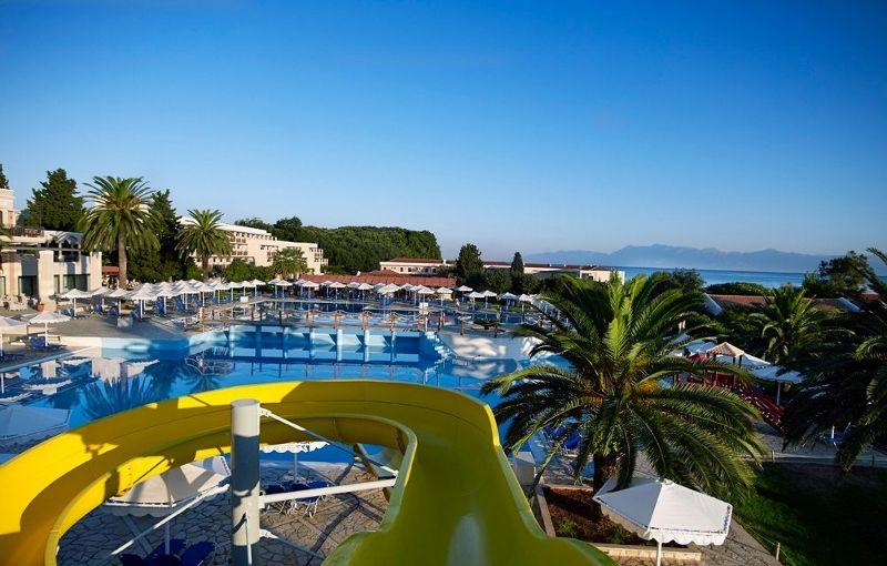 Grèce - Iles grecques - Corfou - Hôtel Roda Beach 4*