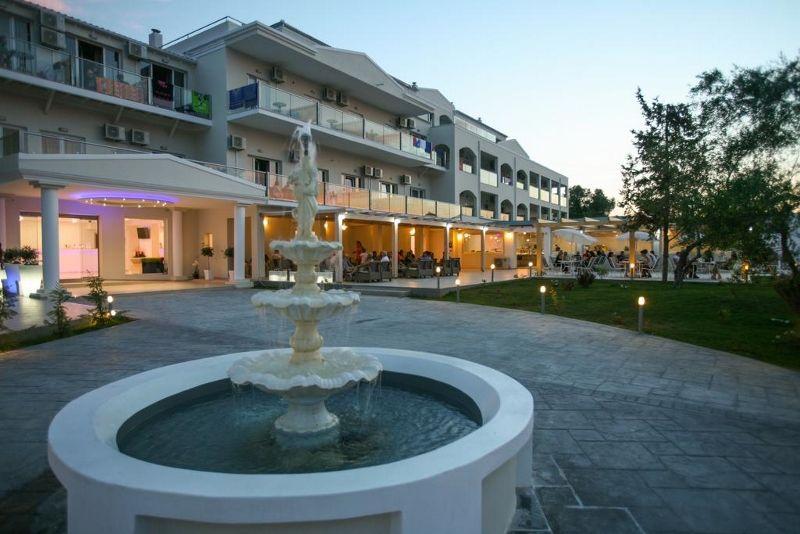 Grèce - Iles grecques - Corfou - Hôtel St George Palace 4*