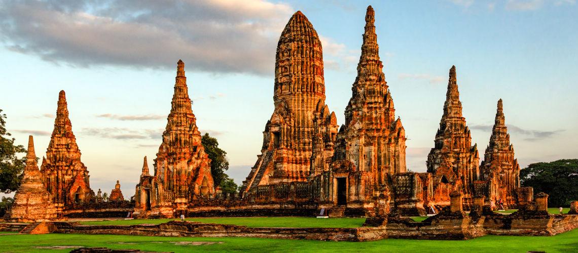 Authentique Thaïlande & The ShellSea Krabi 5* nl*