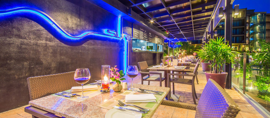 restaurant circuit authentique thailande kappa club sunsuri phuket