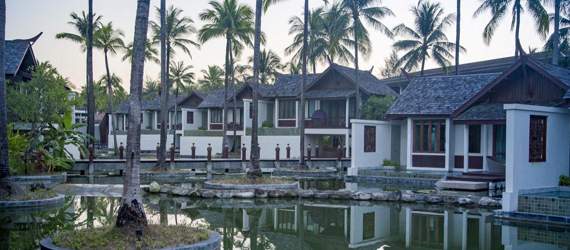 piscine authentique thailande kappa thai beach