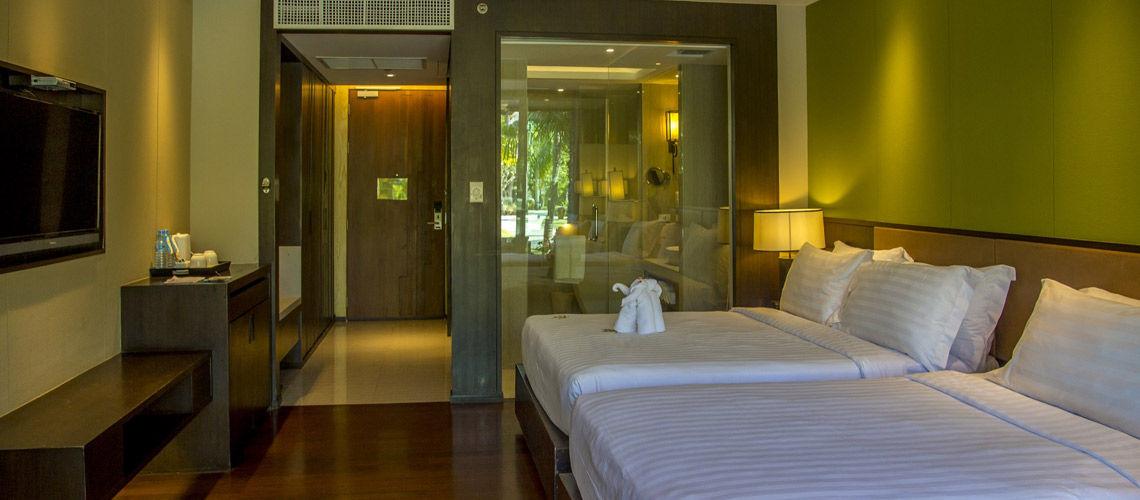 chambre authentique thailande kappa thai beach