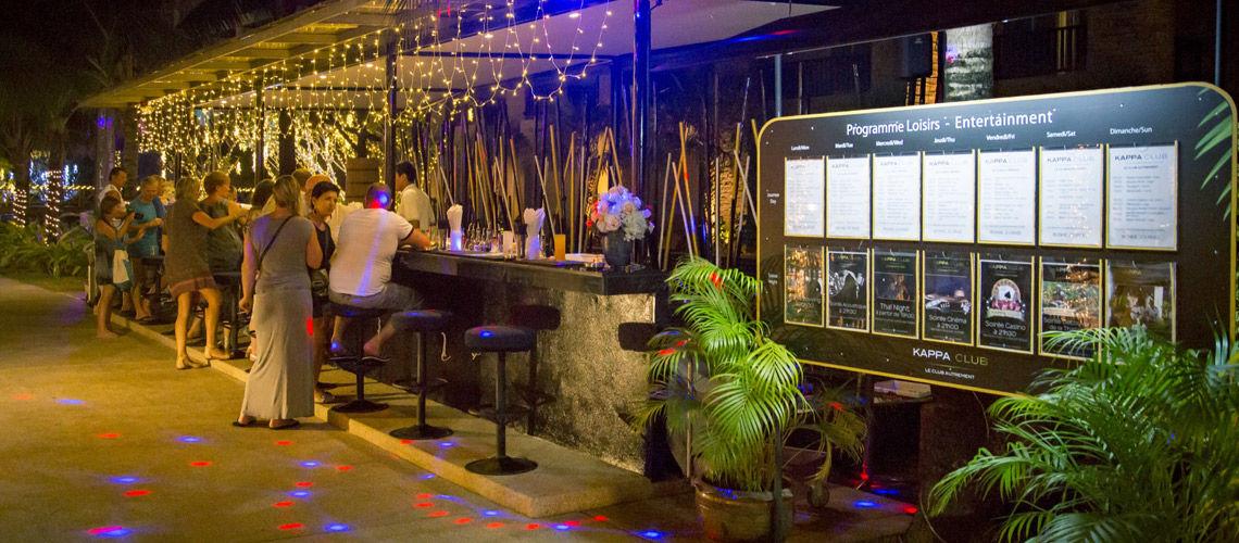 bar authentique thailande kappa thai beach