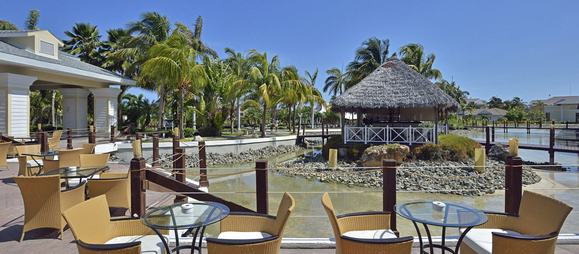 restaurant charme cubain coralia melia peninsula