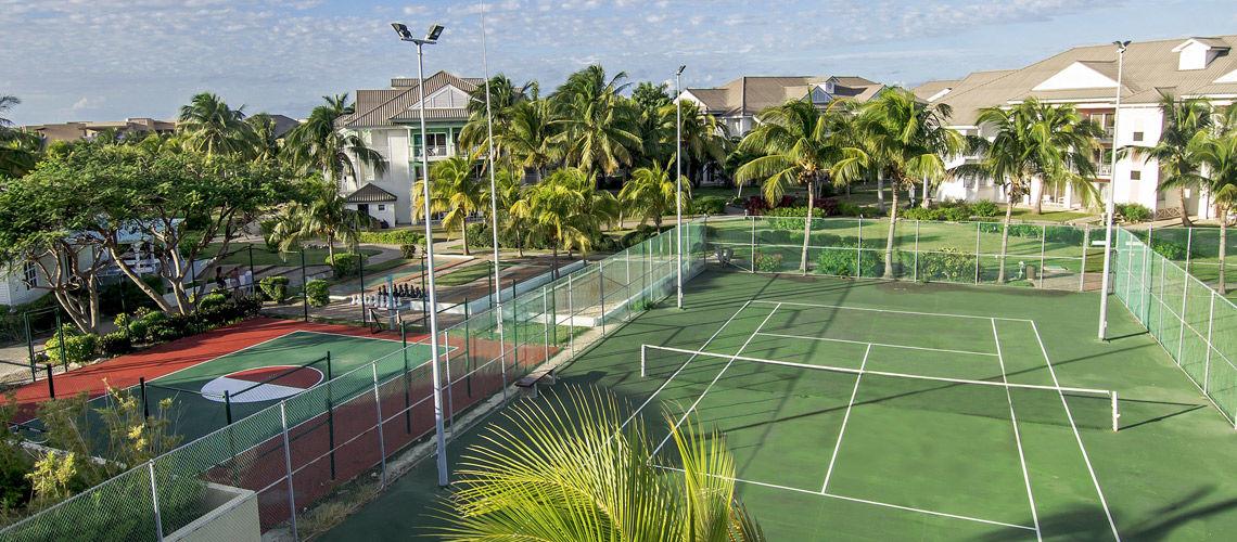 tennis charme cubain coralia melia peninsula