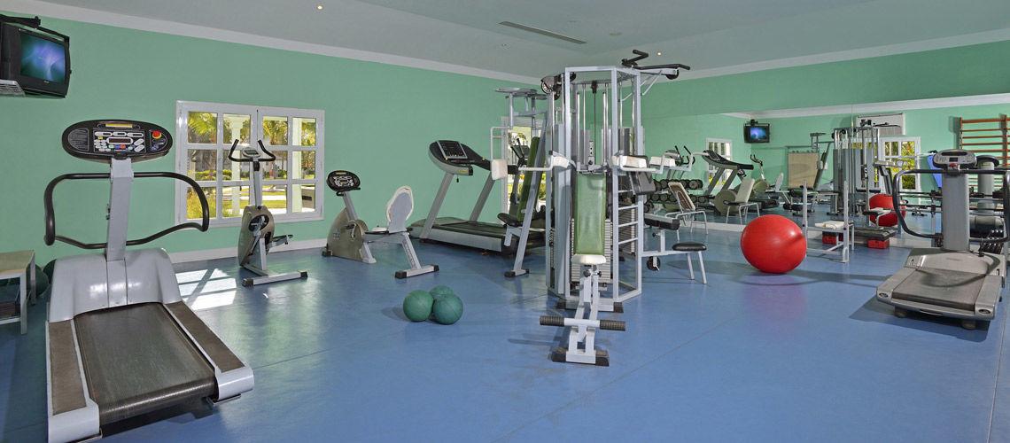 fitness charme cubain coralia melia peninsula