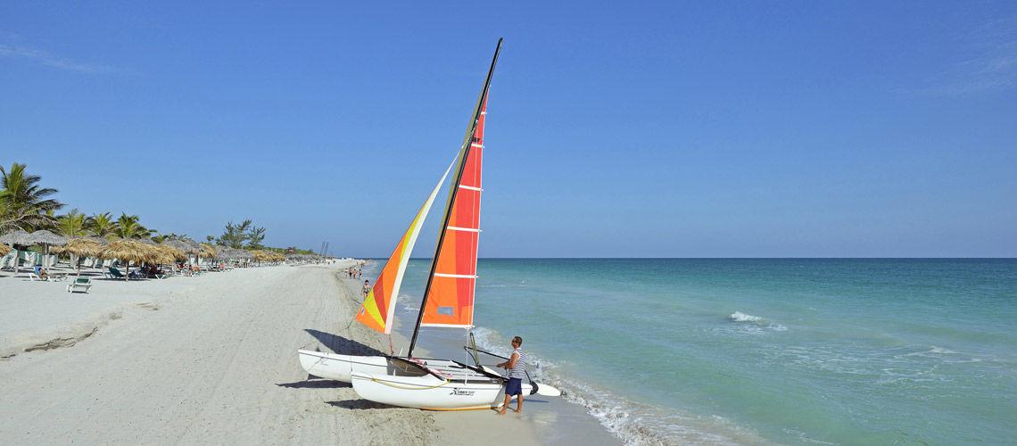 plage charme cubain coralia melia peninsula
