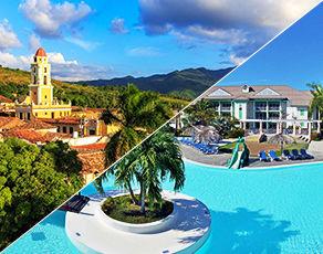 Circuit Au Charme Cubain & Extension Club Coralia Melia Peninsula 5*