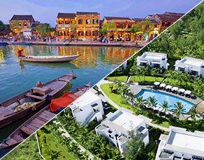 Circuit Au Coeur du Vietnam & Extension Kappa Club Melia Danang 4*