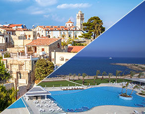 Circuit Chypre Sans Frontière & Extension Club Coralia King Evelthon 5*