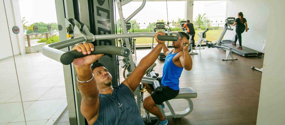 fitness circuit decouvertes srilankaises extension kappa club sri lanka