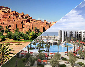 Séjour Marrakech - Circuit Grand Sud Marocain & Extension Kappa Club Royal Atlas Agadir 5*