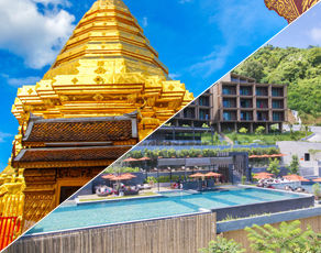 Circuit Les Incontournables du Nord & Extension Kappa Club Sunsuri Phuket 5*