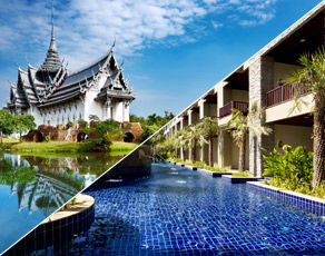 Circuit Les Incontournables du Nord & Extension Kappa Club Thai Beach Resort 5*