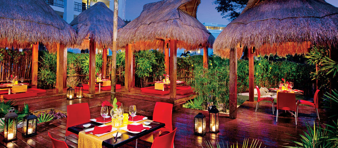 restaurant circuit yucatan autrement kappa club dreams riviera cancun