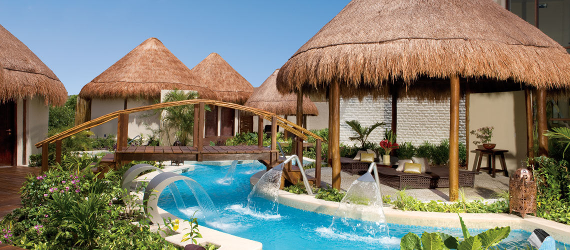 piscine circuit yucatan autrement kappa club dreams riviera cancun