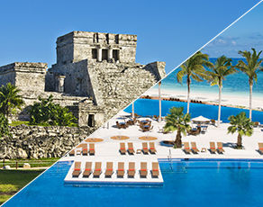 Circuit Le Yucatan Autrement & Extension Dreams Riviera Cancun 5*