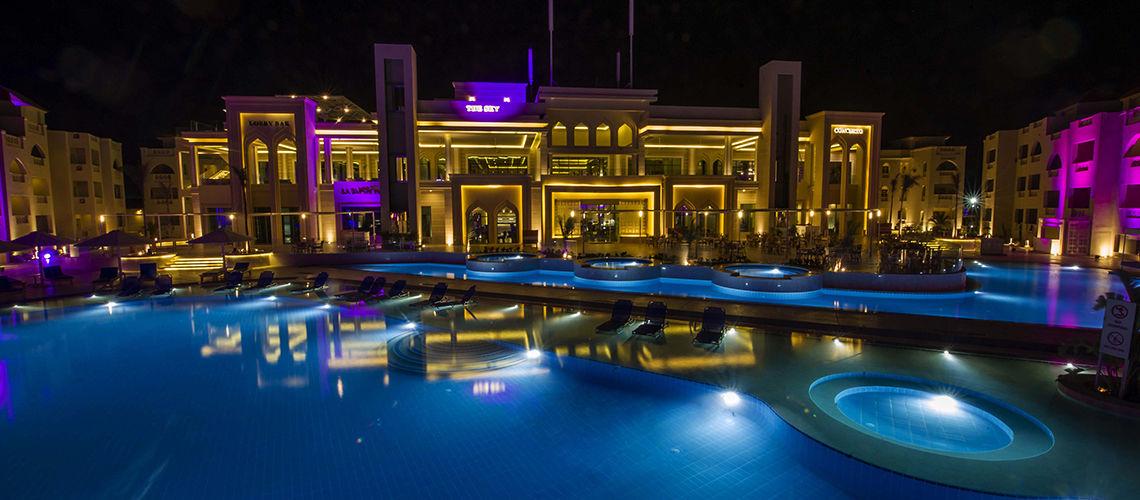 Aqua Blu Resort 4 *