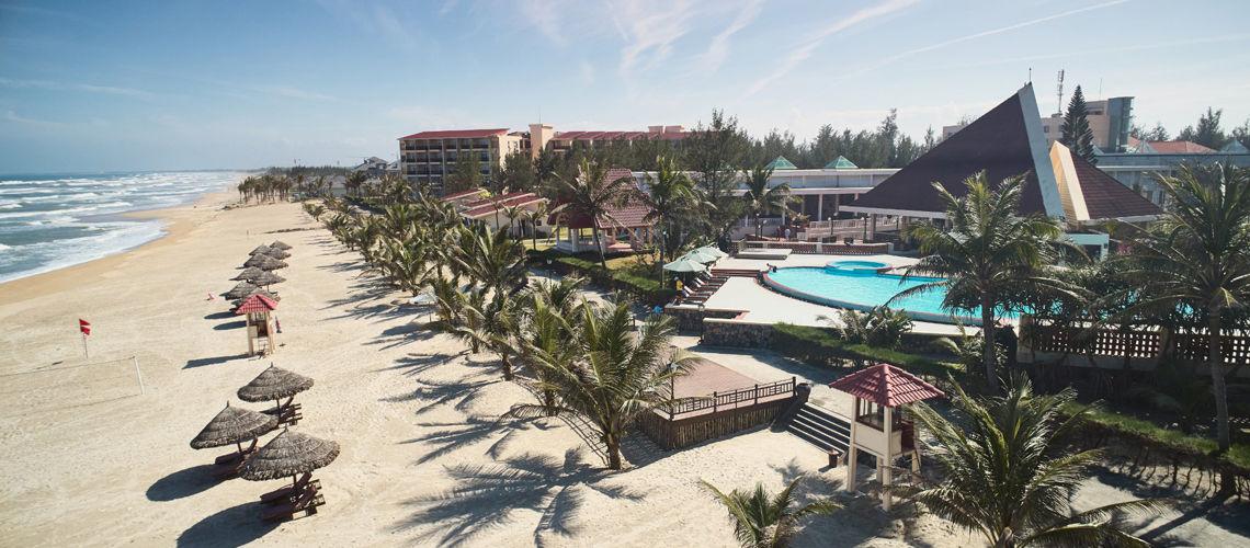 Club Coralia Centara Sandy Beach Resort Danang 4*