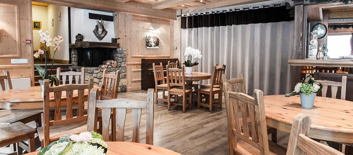 restaurant club coralia morzine