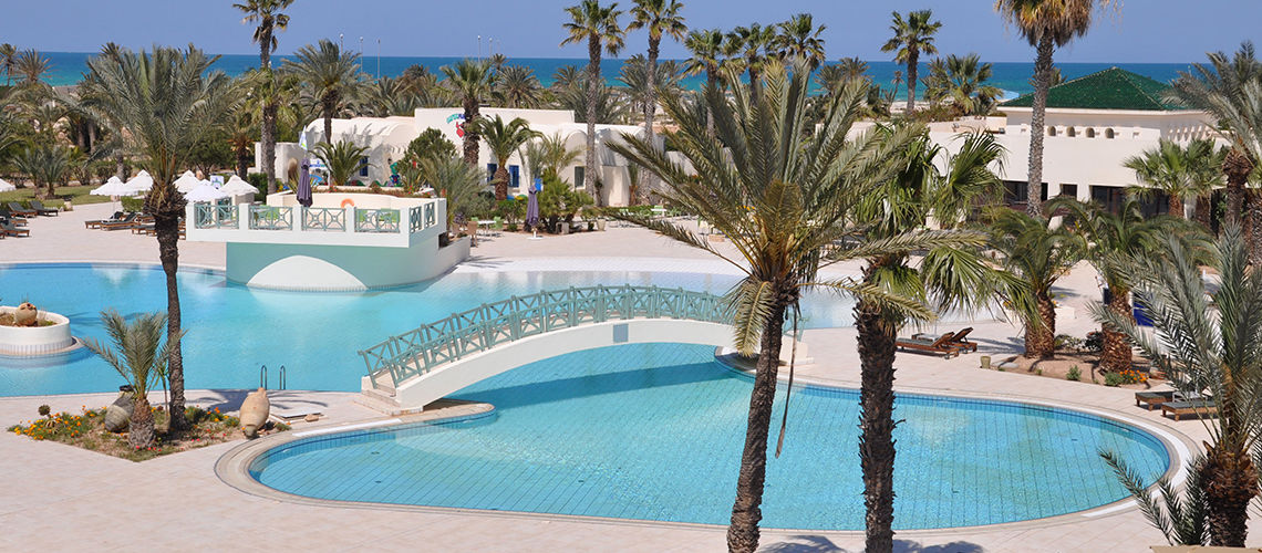 Club Coralia Yadis Djerba 4*