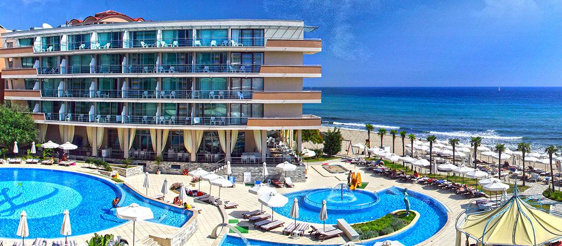 Club Coralia Zornitza Sands Beach & Spa 4*, Bourgas
