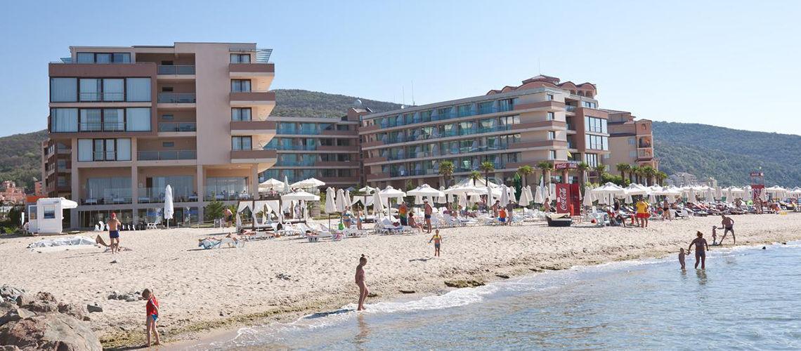 Bulgarie - Côte du Soleil - Sunny Beach - Club Coralia Bulgaria 4*