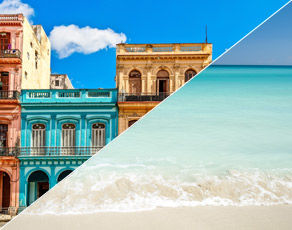 Combiné découverte cubaine havane-varadero au club coralia ocean varadero el patriarca 5*