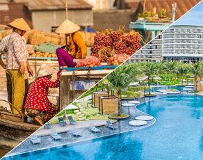 Circuit Découverte du Vietnam et Extension Sol Beach House Phu Quoc 5*nl