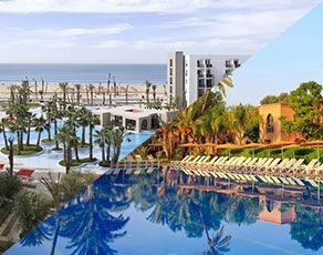 Combiné Agadir/Marrakech : Kappa Club Royal Atlas Agadir 5* & Kappa Club Iberostar Palmeraie Marrakech 4*