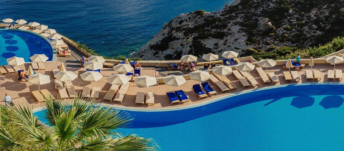 Piscine promosejours athina palace crete