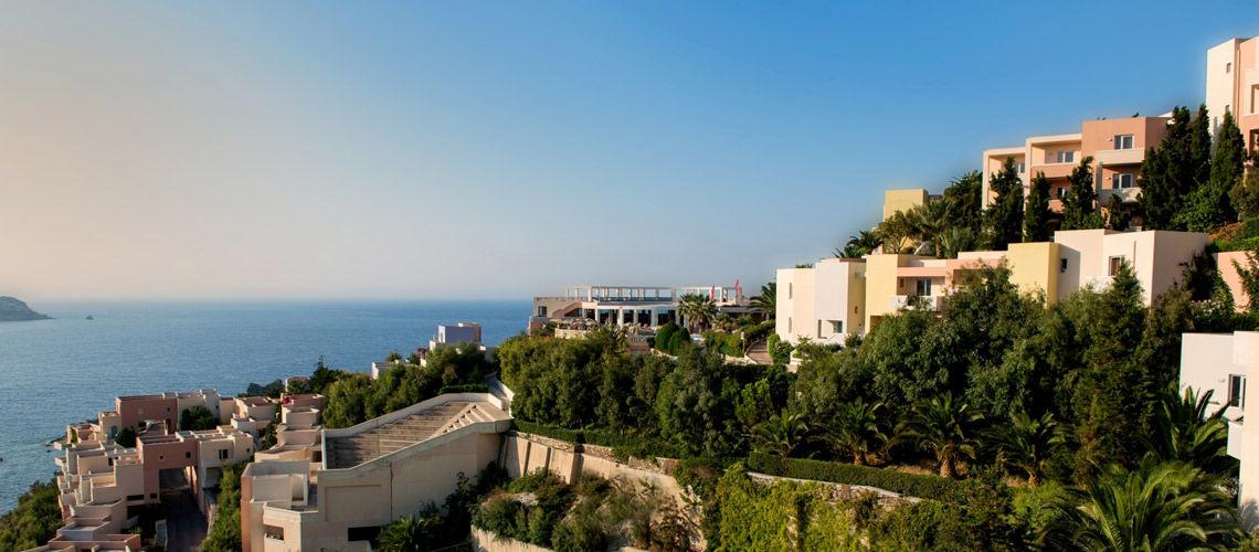 Exterieur promosejours athina palace crete