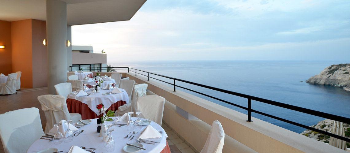 Restaurant promosejours athina palace crete